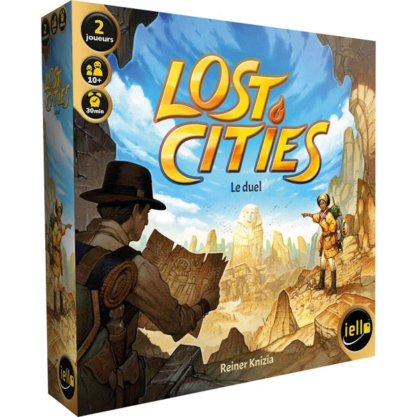 Lost Cities - Le duel - Iello-51550