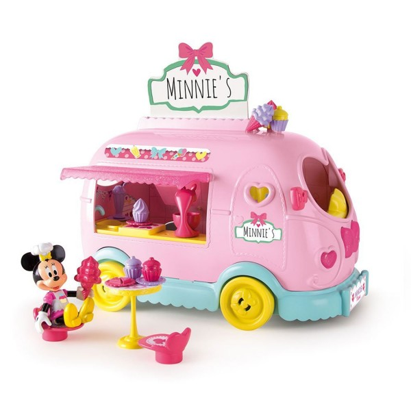 Le camion gourmand de Minnie - IMC-181991