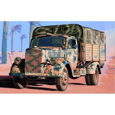 maquette camion opel blitz 3 tonnes jeux et jouets italeri avenue des jeux. Black Bedroom Furniture Sets. Home Design Ideas