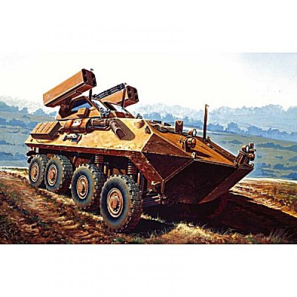 LAV 25 Air Defence - Italeri-6274
