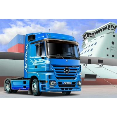 maquette camion mercedes benz actros 1854 ls v8 jeux et jouets italeri avenue des jeux. Black Bedroom Furniture Sets. Home Design Ideas