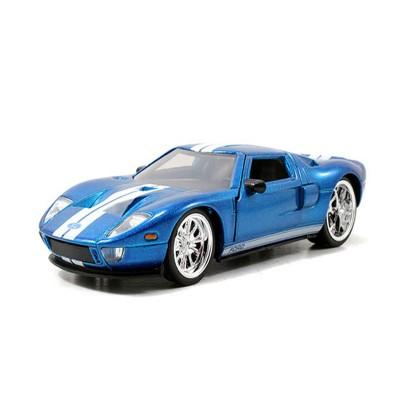 mod le r duit en m tal voiture fast furious 1 24 ford gt jeux et jouets jada toys. Black Bedroom Furniture Sets. Home Design Ideas
