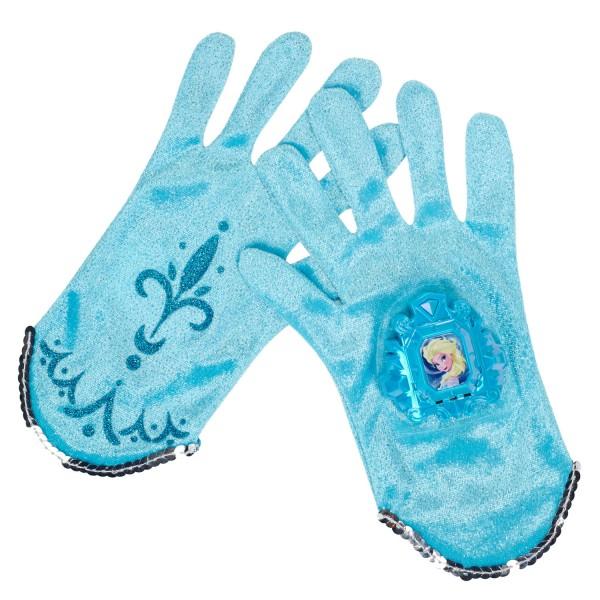 gants musicaux elsa la reine des neiges frozen jeux et jouets jakks pacific avenue des jeux. Black Bedroom Furniture Sets. Home Design Ideas