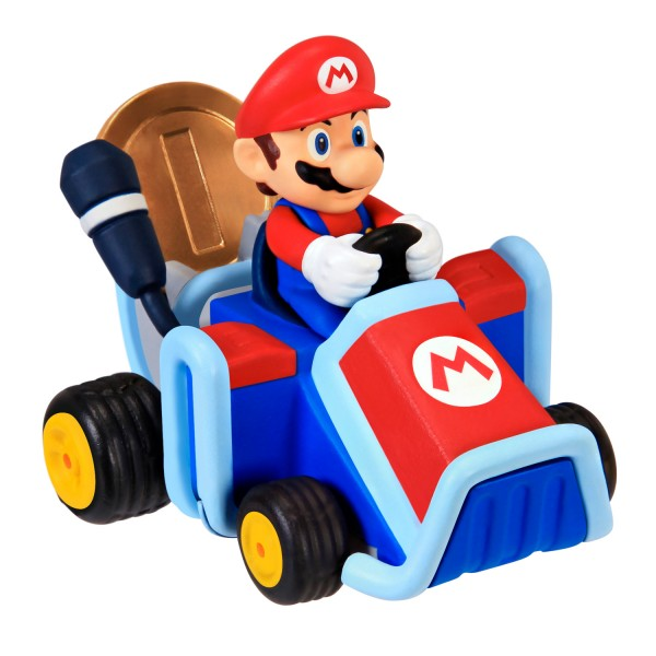 voiture nintendo sp ciale pi ce friction mario kart 7 mario jeux et jouets jakks pacific. Black Bedroom Furniture Sets. Home Design Ideas