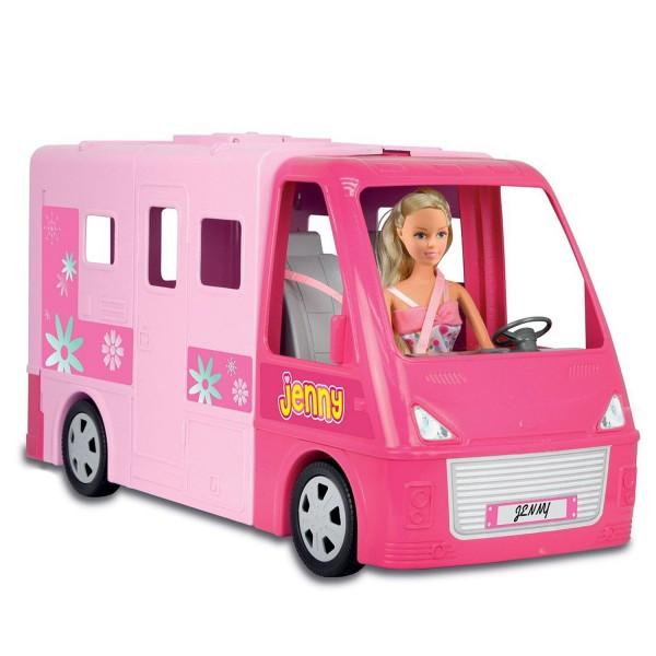 le camping car de jenny jeux et jouets jenny avenue. Black Bedroom Furniture Sets. Home Design Ideas