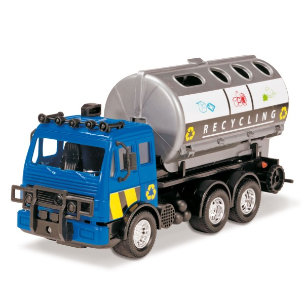 Camion benne recyclage - JohnWorld-JW203414638-4