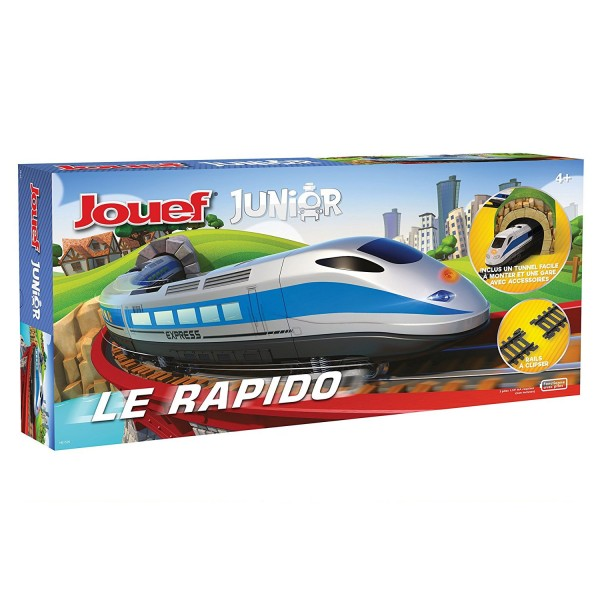 Circuit de train Jouef Junior Le Rapido - Jouef-HJ1501