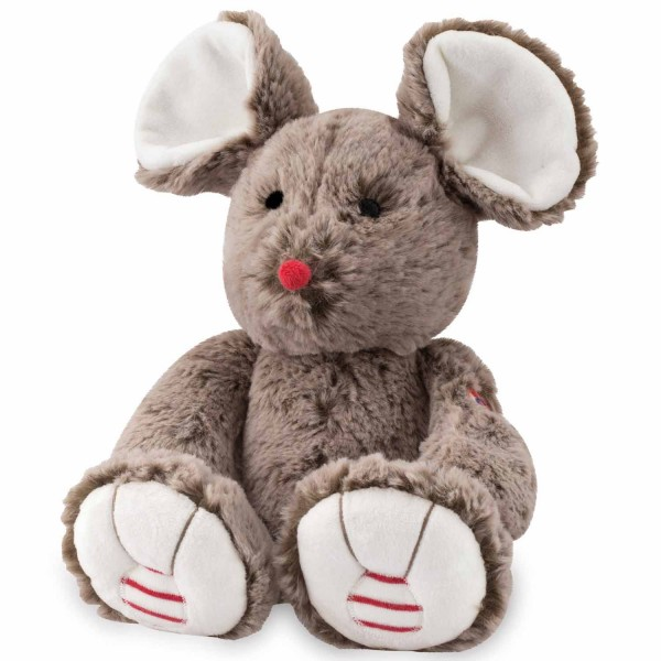 Rouge Kaloo : Peluche Souris couleur cacao (Medium) - Kaloo-K963528