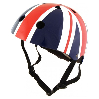 casque de v lo union jack taille m jeux et jouets. Black Bedroom Furniture Sets. Home Design Ideas