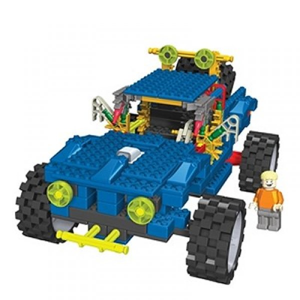 K'nex - Road Rigs : Pick up truck - Tomy-3209P