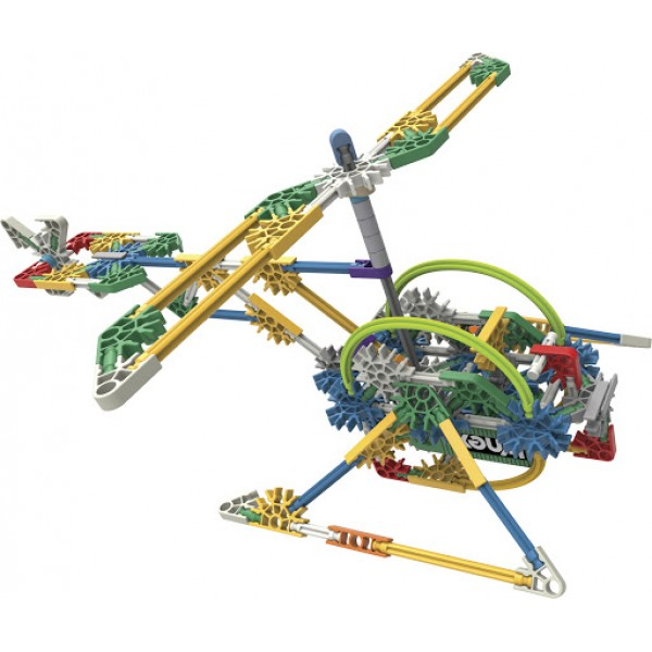 Mallette imagine 50 modèles - Knex-41227