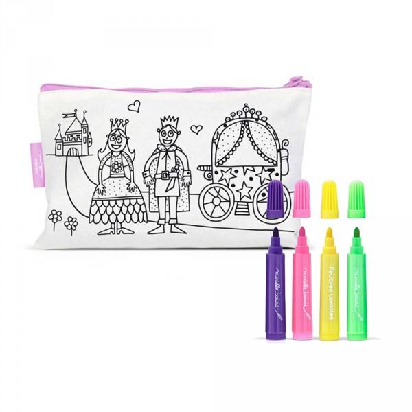 Trousse à colorier Princesse Laq2ynQ