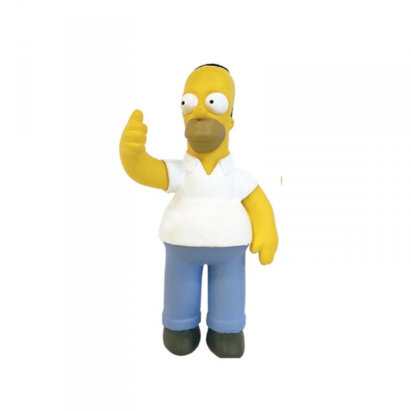 Figurine de collection Les Simpsons : Homer - Lansay-46600-Homer