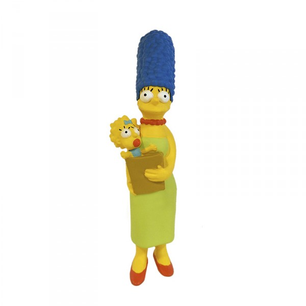 Figurine de collection Les Simpsons : Marge - Lansay-46600-Marge
