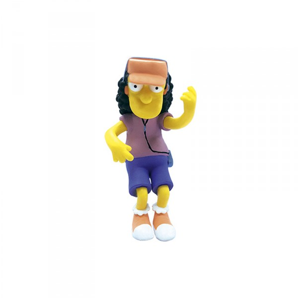 Figurine de collection Les Simpsons : Otto - Lansay-46600-Otto