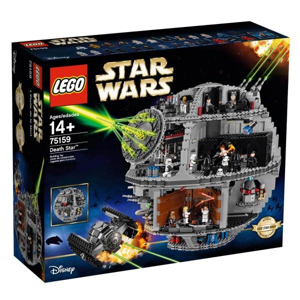 lego 75159 star wars l 39 toile noire jeux et jouets lego avenue des jeux. Black Bedroom Furniture Sets. Home Design Ideas