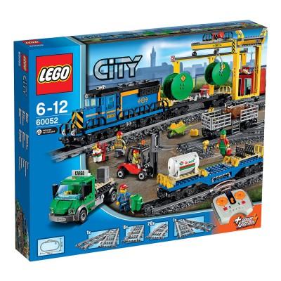 lego 60052 city le train de marchandises jeux et. Black Bedroom Furniture Sets. Home Design Ideas