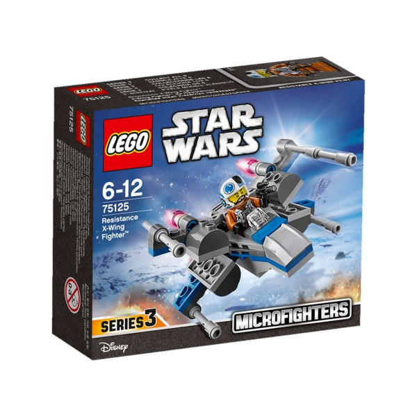 Lego 75125 Star Wars : Resistance X-Wing Fighter - Lego-75125
