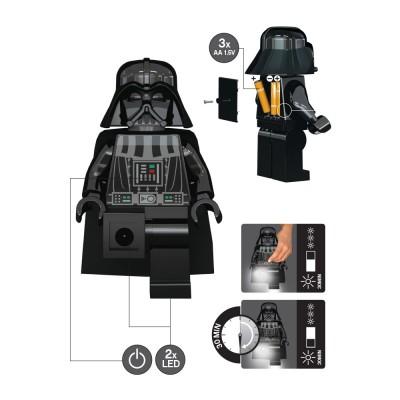 Lampe Torche Lego Star Wars Dark Vador De Lego