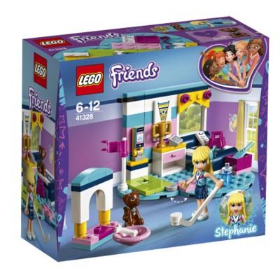 Lego 41328 Friends La Chambre De Stephanie Lego Le Lutin Rouge