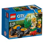 LEGO® 60156 City™: Le buggy de la jungle