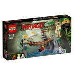 LEGO® 70608 The Ninjago Movie™ : Le pont de la jungle