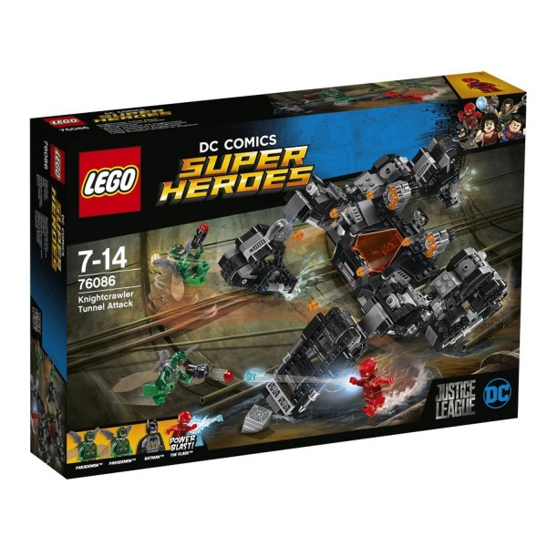LEGO® 76086 Super Heroes™: Justice League 2™ - Lego-76086