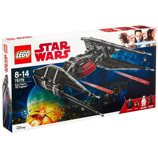 LEGO® 75179 Star Wars™: Kylo Ren's TIE Fighter™ - Lego-75179