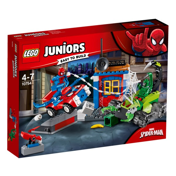 LEGO® 10754 Juniors™ : Spider-Man contre Scorpion - Lego-10754