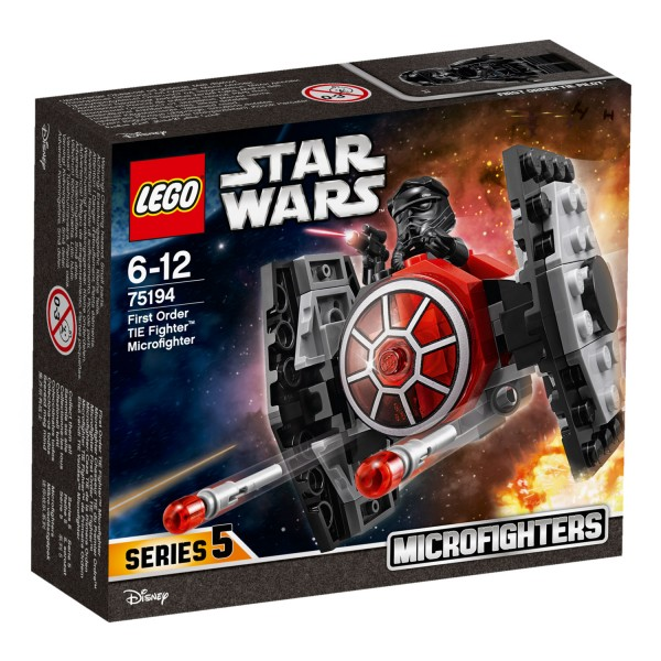 LEGO® 75194 Star Wars™: Microfighter Chasseur TIE du Premier Ordre™ - Lego-75194