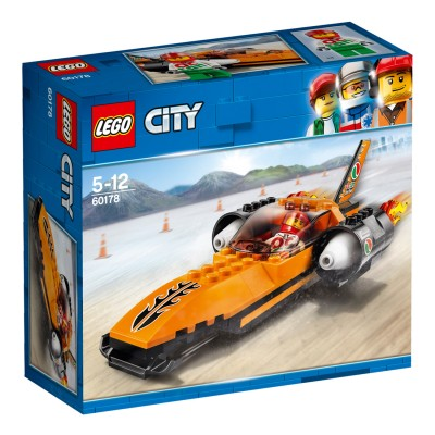 lego 60178 city la voiture de comp tition jeux et jouets lego avenue des jeux. Black Bedroom Furniture Sets. Home Design Ideas