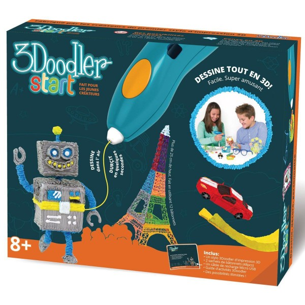 Coffret 3Doodler Start - 3Doodler-3DS-ESST-FES-R