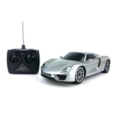 voiture radiocommand e rc 1 18 sport car porsche 918 spyder lgri rue des maquettes. Black Bedroom Furniture Sets. Home Design Ideas