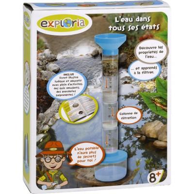 Kit de filtration de l 39 eau jeux et jouets lgri avenue - Kit filtration eau potable ...