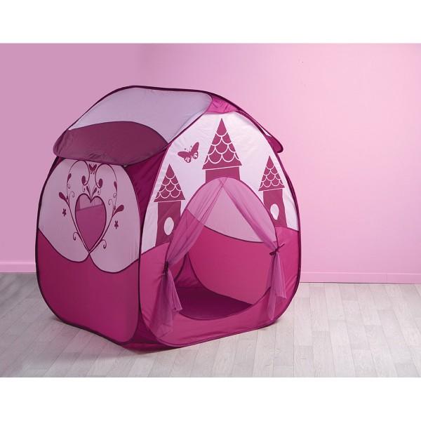 je joue la princesse tente jeux et jouets ludi avenue des jeux. Black Bedroom Furniture Sets. Home Design Ideas