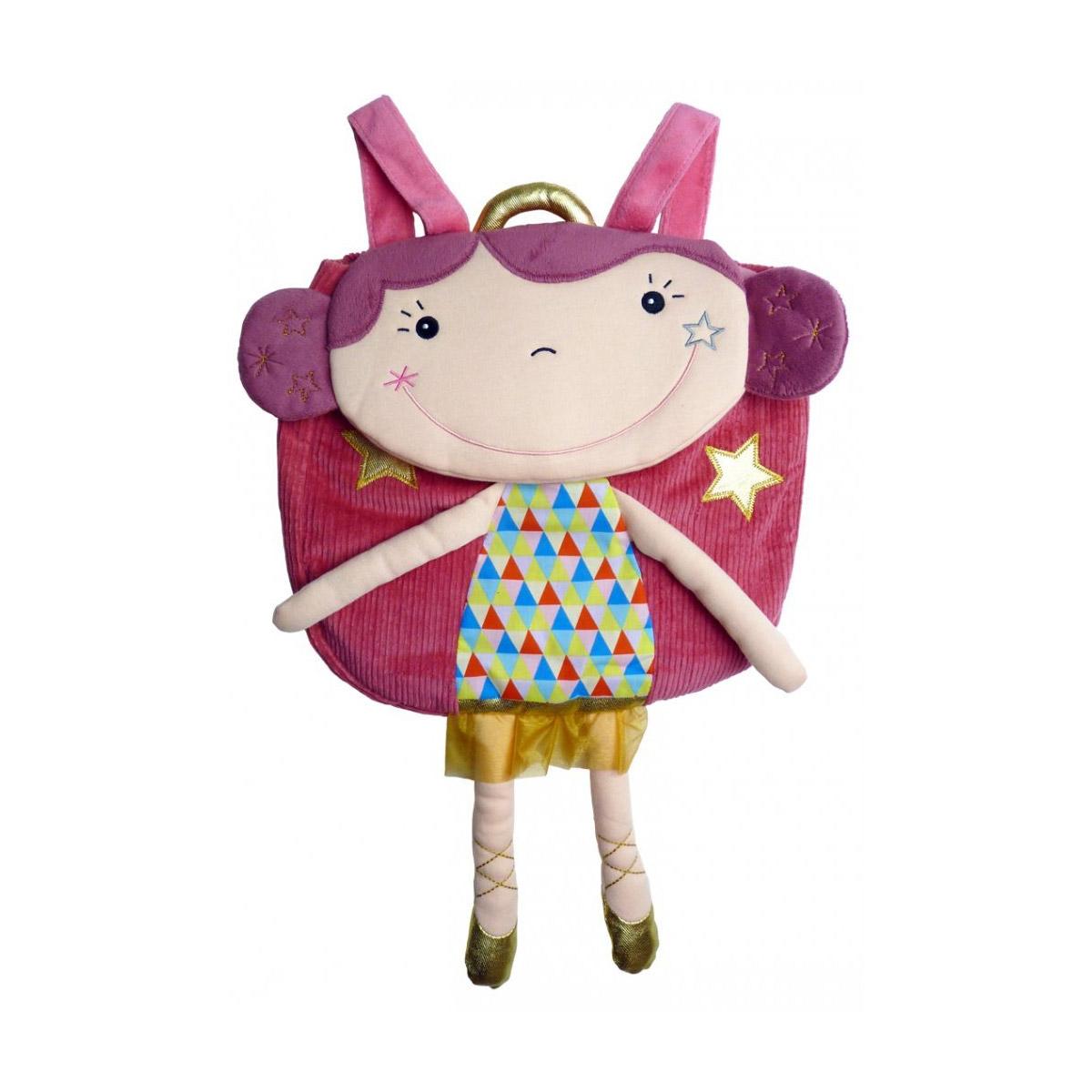 Grand sac à dos Ebulobo : Betty la petite funambule