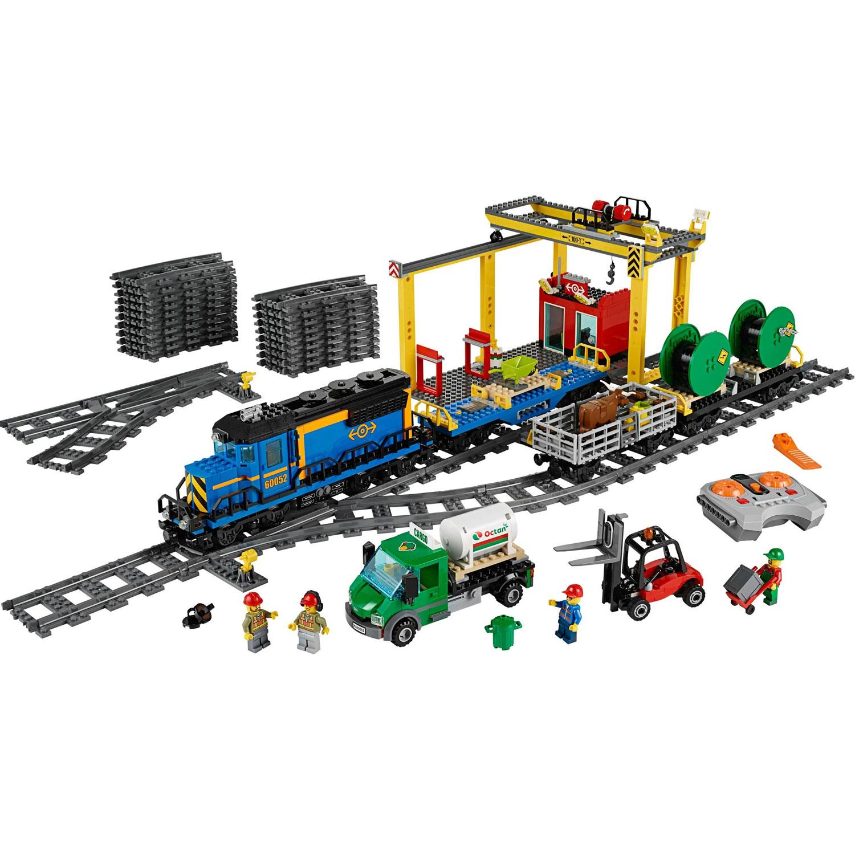 Marchandises Train De 60052 Lego CityLe 1lKJ3TFc5u