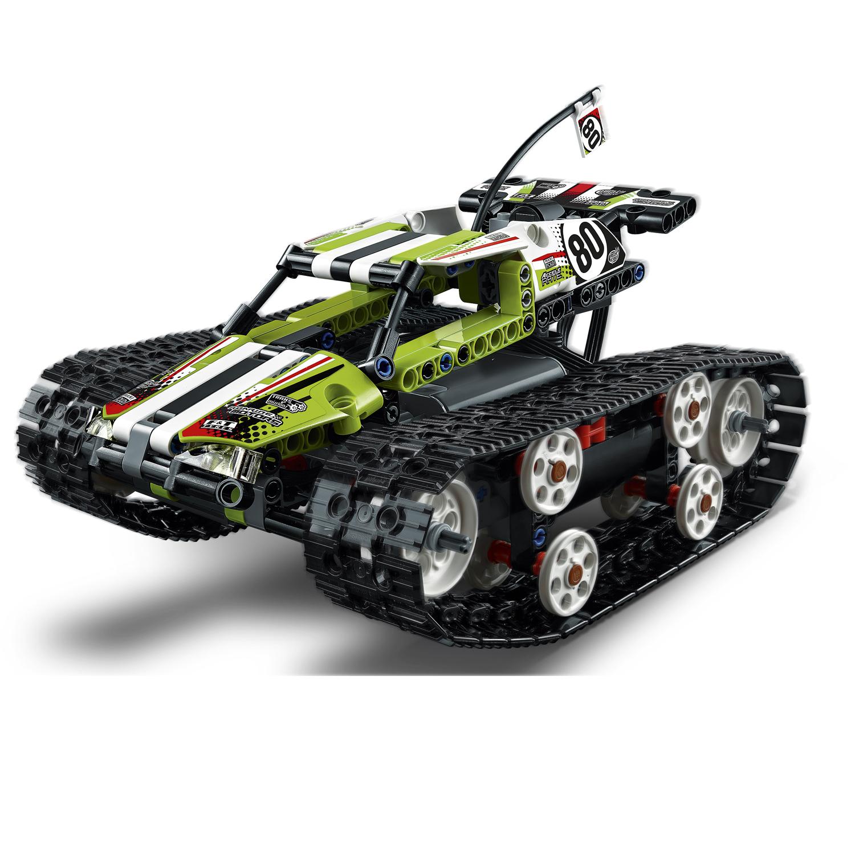 Sur Bolide Chenilles 42065 TechnicLe Télécommandé Lego nv0mwN8