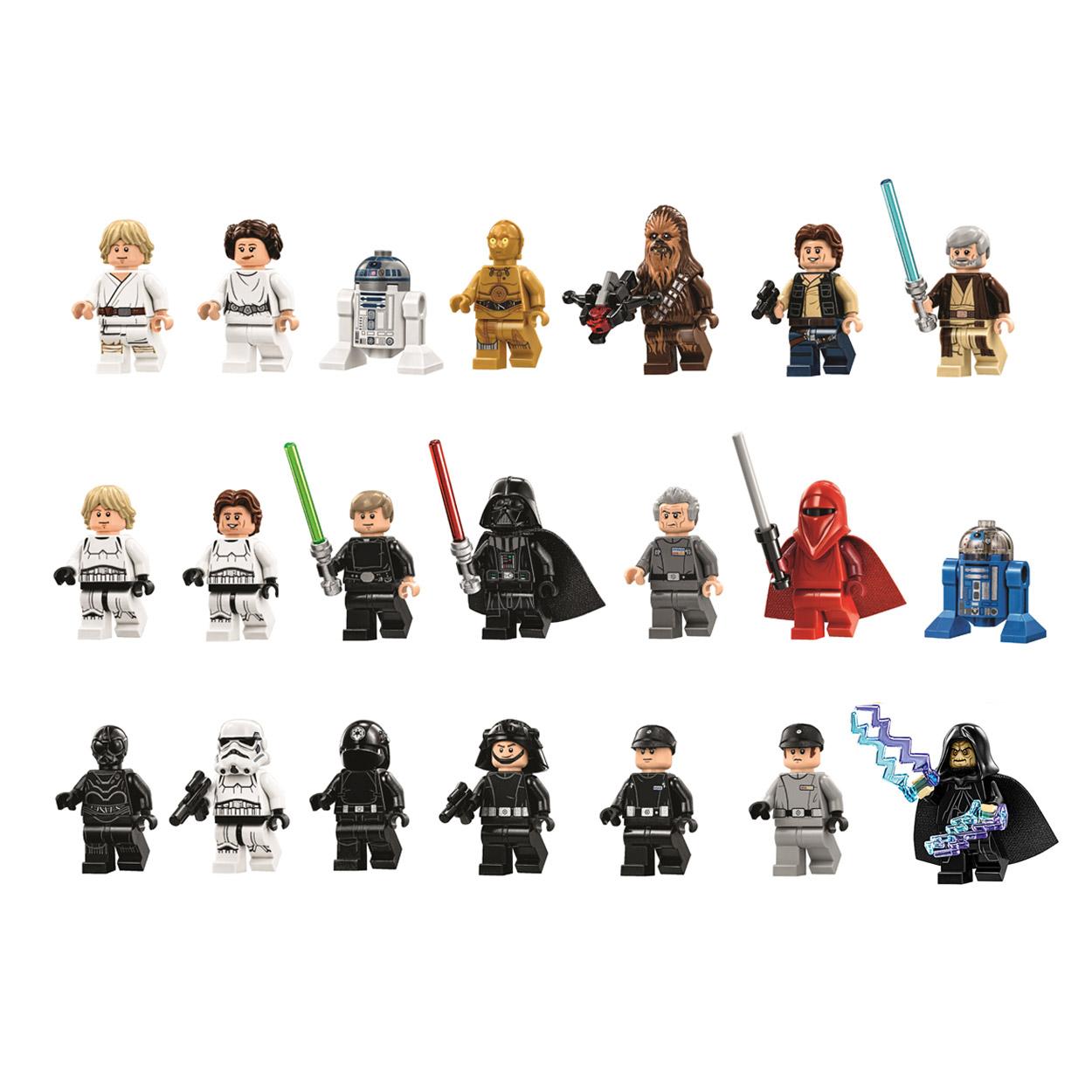 Wars™l'étoile Et Jouets Noire Lego® 75159 uc1Kl5FTJ3