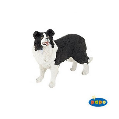 Figurine Chien : Border collie