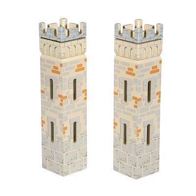 Extension château du maître des armes : 2 Petites tours