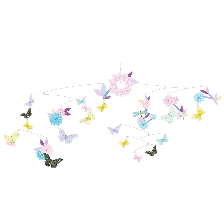 Mobile : Ronde des papillons