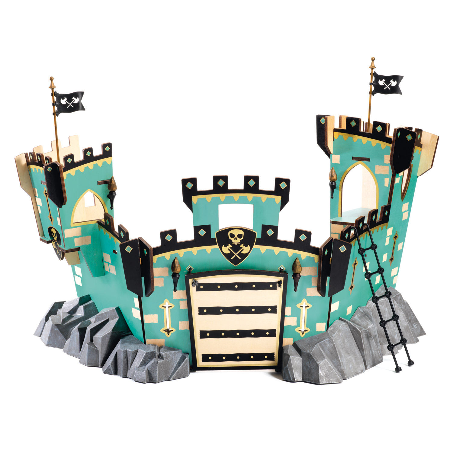 Château Arty Toys : Castle on the rock