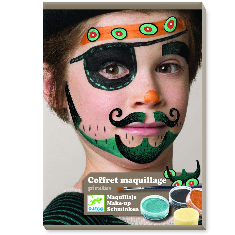 Maquillage Pirates
