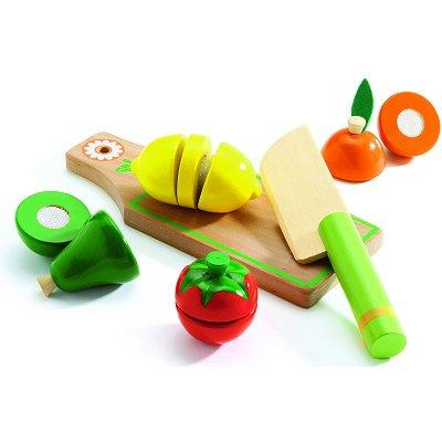 Fruits et légumes à couper
