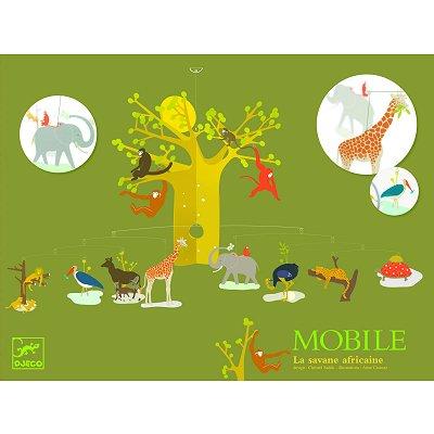 Mobile Savane africaine