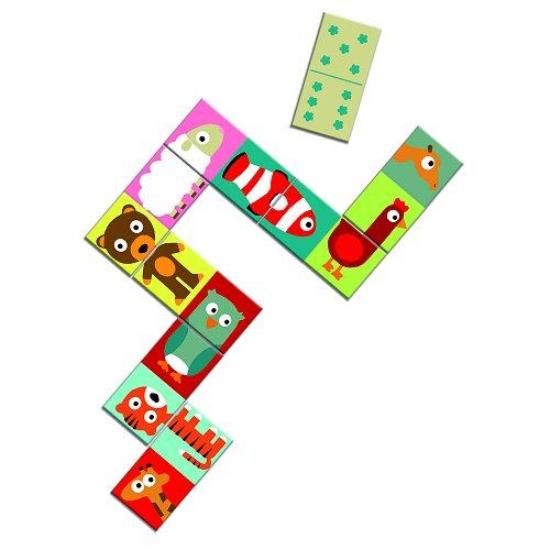 Domino : Animo-puzzle