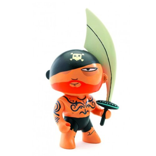 Figurine Arty Toys Les pirates : Tatoo