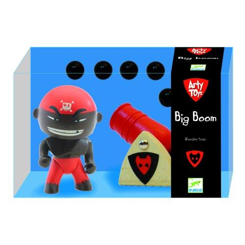 Figurine Arty Toys Les pirates : Djambo et Big boom