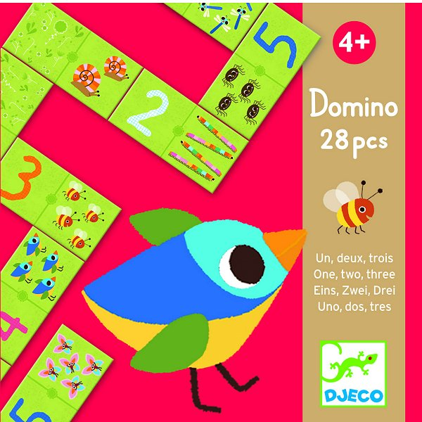 Domino : Un, deux, trois